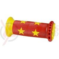 Mansoane cauciuc pentru copii red-yellow, OEM