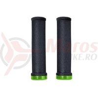 Mansoane Cube Grips Race negru/verde