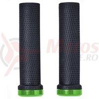 Mansoane Cube Grips Race SL negru/verde