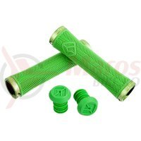 Mansoane FSA Gravity Lock On Verde 140mm