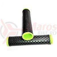 Mansoane ghidon Power GP-460P 135mm negru/verde