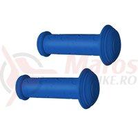 Mansoane Junior SXT 115mm albastru