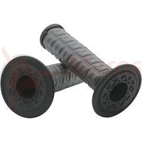 Mansoane Motocicleta Odi Cush Mx Dual ply 130mm Grafit/black