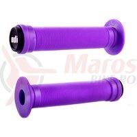 Mansoane ODI BMX longneck ST, 143 mm, violet