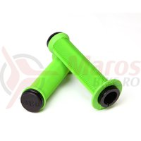 Mansoane Odi Freeride Sensus cu dopuri 143mm light green