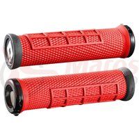 Mansoane Odi MTB Elite Flow 130mm Lock-On bright red/black