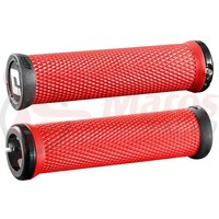 Mansoane Odi MTB Elite Motion 130mm Lock-On bright red/black