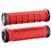Mansoane Odi MTB Elite Pro 130mm Lock-On bright red/black
