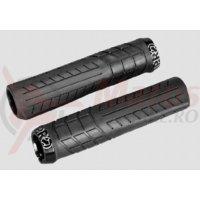 Mansoane Pro ergonomic Race 32mm/130mm black