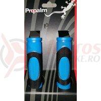 Mansoane Propalm PRO-D944-3, 125mm, negru cu albastru