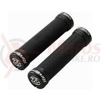 Mansoane Reverse R-Shock soft compound 31/130mm negru/negru