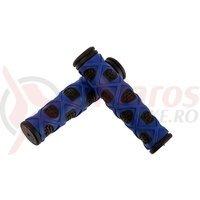 Mansoane Ritchey Pro Grid 130mm negru/albastru