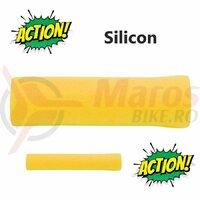 Mansoane Silicon M-WAVE Galben