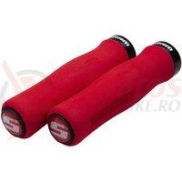 Mansoane SRAM Lockring contour foam, 129mm, Red