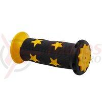 Mansoane STAR pentru copii, black-yellow, OEM