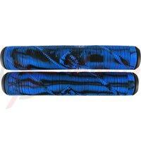 Mansoane trotineta Striker Negru/Albastru