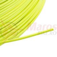 Manta frana galben-neon 1m - 2p / 5 mm SXT 10 metri