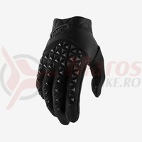 Manusi Airmatic Black/Charcoal Gloves
