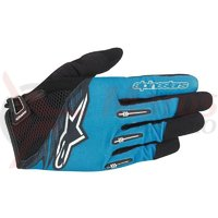 Manusi Alpinestars Flow Glove bright blue black