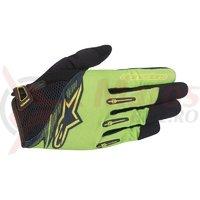 Manusi Alpinestars Flow Glove bright green black