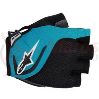 Manusi Alpinestars Pro-Light Short Finger black ocean marime M