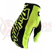 Manusi bicicleta Troy Lee Designs GB Solid Flo Yellow 2020