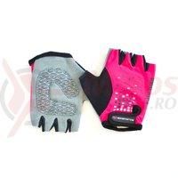 Manusi BikeForce Kid Cubic pink/black