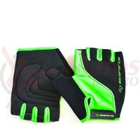 Manusi BikeForce Slipy green/black