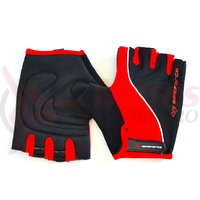 Manusi BikeForce Slipy red/black