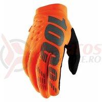 Manusi BRISKER Fluo Orange/Black