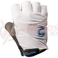 Manusi Cannondale Gloves Classic SF albe