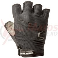 Manusi Cannondale Gloves Classic SF negre