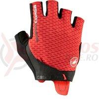 Manusi Castelli Rosso Corsa Pro V Red