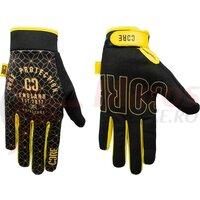 Manusi ciclism Core Protection Black/Gold