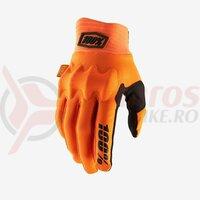 Manusi Cognito Fluo Orange/Black Gloves