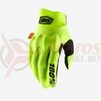Manusi Cognito Fluo Yellow/Black Gloves