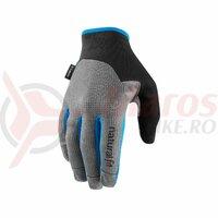 Manusi Cube Gloves long finger X NF black'n'blue