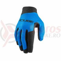 Manusi Cube Performance long finger blue