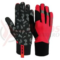 Manusi Early Fog Fluo Wowow reflect. Red