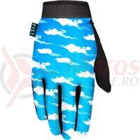 Manusi FIST Breezer Cloud, negru-albastru, Hot Weather