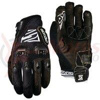 Manusi Five Gloves DOWNHILL men's black
