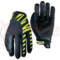 Manusi Five Gloves ENDURO AIR men's, yellow fluo