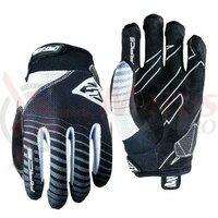 Manusi Five Gloves RACE Kinder black/white