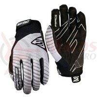 Manusi Five Gloves RACE men's, white