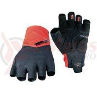 Manusi Five Gloves RC1 Shorty men's, red/black