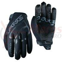 Manusi Five Gloves Winter WINDBREAKER mens', black