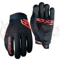 Manusi Five Gloves XR - AIR men's, black/red fluo