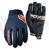 Manusi Five Gloves XR - AIR men's, navy/orange fluo
