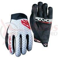 Manusi Five Gloves XR - AIR men's, white/red
