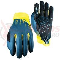 Manusi Five Gloves XR - LITE Bold men's, blue/yellow